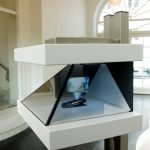 pyramoid-display